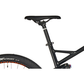 "Ghost Kato FS 5.7 AL 27,5"" MTB Fullsuspension sort"